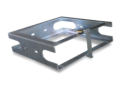 Box for Crane Stabilizer Pad